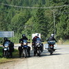 Whistler Trip : 13 riders and several hundred miles of off road\ on road riding.